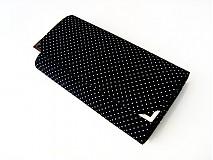 Mini Black Dots - větší na spoustu karet