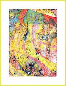 Obrazy - Abstrakcia XVII - 3831023_