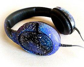 Nezaradené - Galaxy slúchadlá - 3832583_