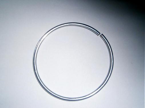 Obruč kruh (A)- 7cm x 0,3cm-  1ks