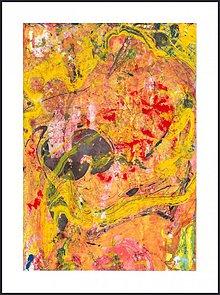 Obrazy - Abstrakcia XVIII - 3835262_