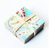Úžitkový textil - Podložka pod pohár - 3838309_