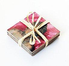 Úžitkový textil - Podložka pod pohár - 3836625_