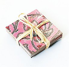 Úžitkový textil - Podložka pod pohár - 3836722_