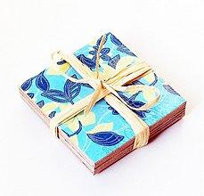 Úžitkový textil - Podložka pod pohár - 3836784_