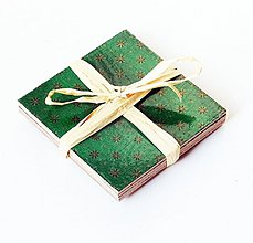 Úžitkový textil - Podložka pod pohár - 3837388_