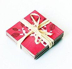 Úžitkový textil - Podložka pod pohár - 3838160_