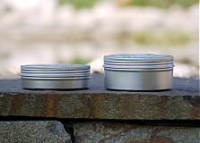 Krabičky - Prenoska- plechovka hliníková, menšia - 3836211_