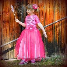 Detské oblečenie - Slávnostné šatočky - ZĽAVA zo 60Eur - 3834788_