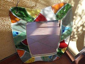 Zrkadlá - zrkadlo veselé stredné - 3834174_