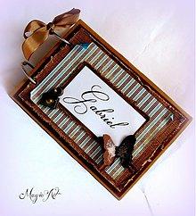 Papiernictvo - Album pre fotografa - 3838767_