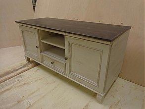 Nábytok - Tv stolík / komoda č 2 - 3842626_