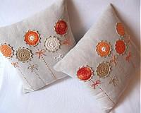 Úžitkový textil - prírodná chuť oranžády.... - 3839847_