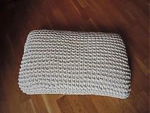 Úžitkový textil - Vankúš na sedenie - 3846300_