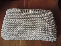 Úžitkový textil - Vankúš na sedenie - 3846314_