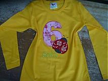 Detské oblečenie - ... mám 6 ročkov ..... :))) - 3849037_