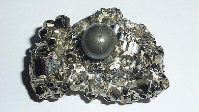 Minerály - Chalkopyrit 10mm - 3849823_