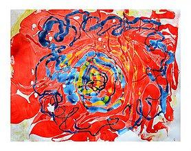 Obrazy - Abstrakcia XXXIV - 3854922_