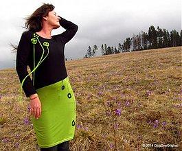 Šaty - Saffron Smell - 3853050_