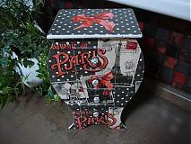 Krabičky - A zas ten Paríž:-))) - 3851699_