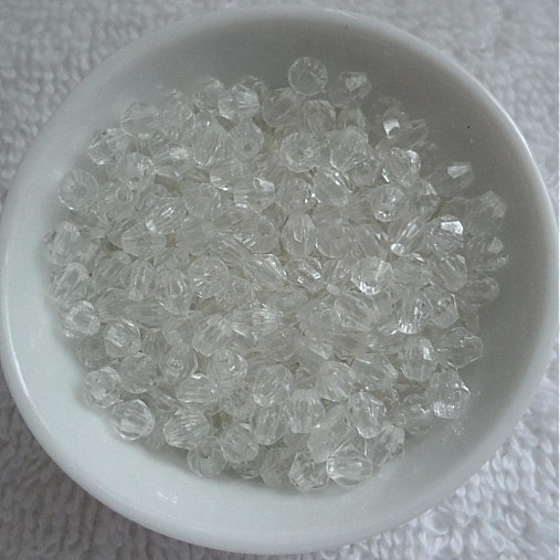 Plast bicone 4mm-5g