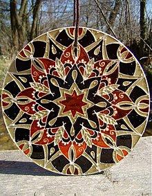 Dekorácie - Mandala - 3862859_