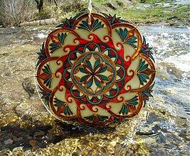 Dekorácie - Mandala Kreativity - 3862962_