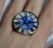 - Blue Clock - 3863432_