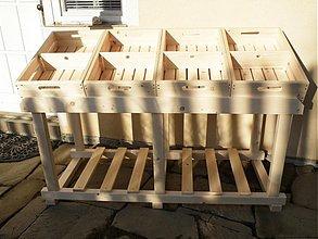 Nezaradené - Set na predaj ovocia a zeleniny. - 3865790_