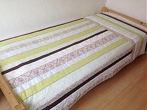 Úžitkový textil - Deka noblesná :-) - 3865134_