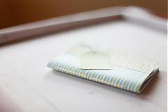 Papiernictvo - S pásikmi aj bodkami - 3868260_