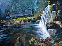 Obrazy - Chlieb z Kvačianskej doliny - 3868046_