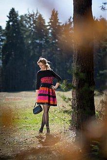 Šaty - Maľba na šaty... - 3869111_