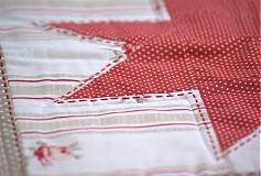 Úžitkový textil - Jarná hviezda - 3866653_