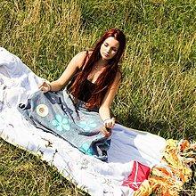 Úžitkový textil - Origo dekoska obojstrannaa - 3868880_