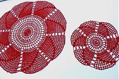 Úžitkový textil - Háčkované dečky - 3870057_