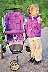 Textil - Vzor 00 - fialová jednofarebná - 3873842_
