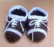 Topánočky - Americký futbal - 3872304_