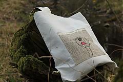 Veľké tašky - Vtáčik - 3876515_