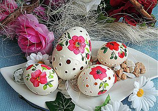 Dekorácie - Sada ružových kraslíc - 3876498_