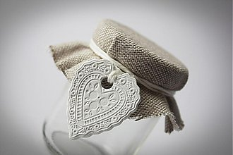 Darčeky pre svadobčanov - Láska ide cez žalúdok-3 - 3878107_
