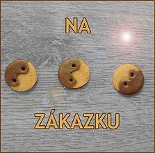 Materiál ručne robený - Gombíky z polymérovej hmoty NA ZÁKAZKU, mňam! - 3875732_