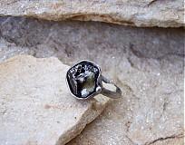 Prstene - Surová krása - 3879363_