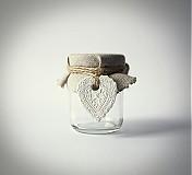 Darčeky pre svadobčanov - Láska ide cez žalúdok-4 - 3879902_