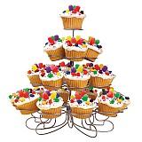 Kovový stojan na muffinky, koláčiky ale aj na Vaše výtvory :)