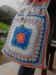 Veľké tašky - Vrecko - 3885344_