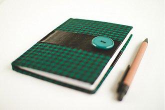 Papiernictvo - Kockovaný zápisník - 3888022_