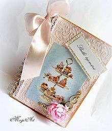Papiernictvo - Sladké tajomstvá - 3887417_