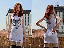 Šaty - Devana - white - 3890137_
