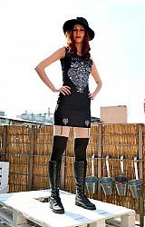 Šaty - Devana - black - 3890186_